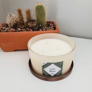 Brand new 3 wick candle